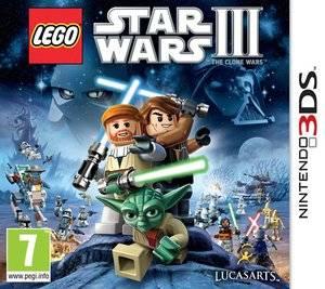 Bilde av LEGO Star Wars III - The Clone Wars (3DS)