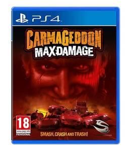 Bilde av Carmageddon - Max Damage (PS4)