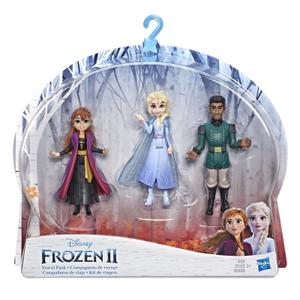 Bilde av Disney Frozen 2 - Travel Pack Elsa, Anna &
