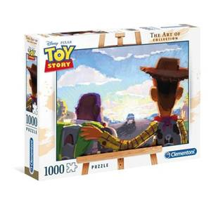 Bilde av Clementoni Toy Story Puslespill (1000 Brikker)