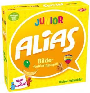 Bilde av Alias Junior Tactic - Norsk Utgave