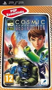 Bilde av Ben 10: Ultimate Alien - Cosmic Destruction PSP