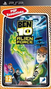 Bilde av Ben 10: Alien Force Essentials (PSP)