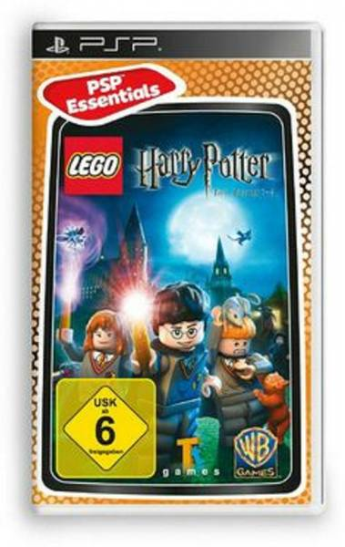 LEGO Harry Potter: Years 1-4  PSP Essentials (PSP)