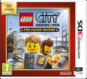 Bilde av LEGO City Undercover - The Chase Begins (Selects)