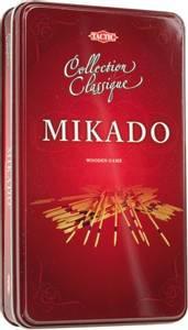 Bilde av Mikado Tin Box Tactic - Europeisk Utgave