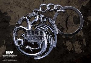 Bilde av Nøkkelring Game Of Thrones - Targaryen