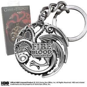 Bilde av Nøkkelring Game Of Thrones - Targaryen Sigil