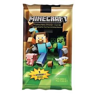 Bilde av Minecraft Samlekort 3 PKN