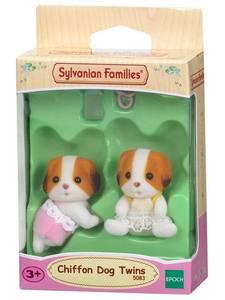Bilde av Sylvanian Families Chiffon Dog Twins