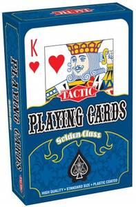 Bilde av Tactic Playing Cards Golden Class
