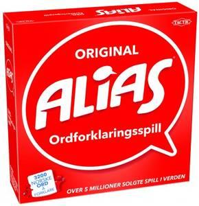 Bilde av Tactic Alias Original - Norsk Utgave