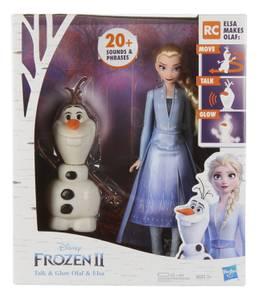 Bilde av Disney Frozen 2 - Glow Olaf & Elsa