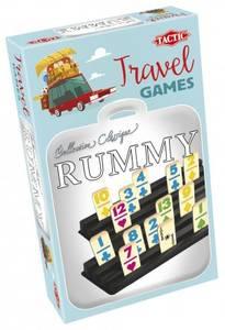 Bilde av Rummy Travel Games Tactic - Europeisk Utgave