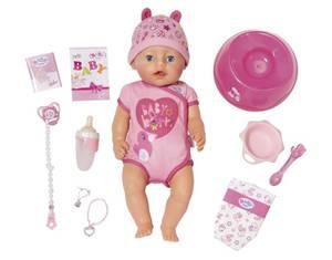 Bilde av Baby Born Soft Touch Dukke Med Klær & Tilbehør