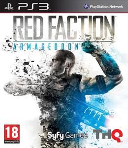 Bilde av Red Faction - Armageddon (PS3)