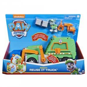Bilde av Paw Patrol Rocky Reuse It Truck
