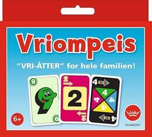 Bilde av Egmont Vriompeis - Norsk Utgave