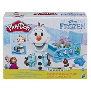 Bilde av Play-Doh Frozen Olaf`s Sleigh Ride