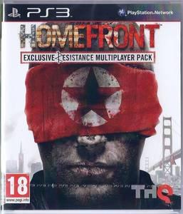 Bilde av Homefront (Exclusive Resistance Multiplayer Pack)