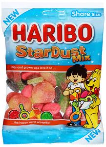 Bilde av Haribo StarDust Mix 170g