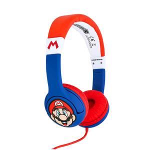 Bilde av Super Mario Hodetelefoner Junior On-Ear 85dB