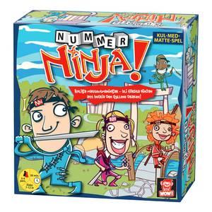 Bilde av Nummer Ninja (Tall Ninja) - Norsk Utgave