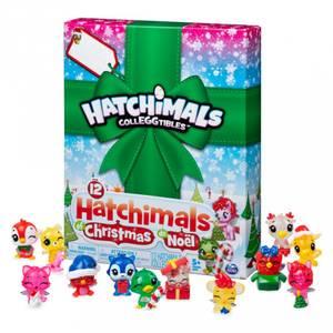 Bilde av Hatchimals Colleggtibles Christmas Pack 12 stk