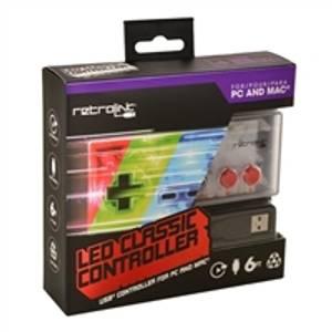 Bilde av Retrolink NES LED Classic Controller For PC And