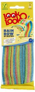 Bilde av Look O Look Sour Rainbow Stripes 90g