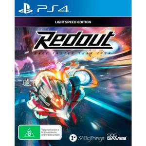 Bilde av Redout (Lightspeed Edition) (PS4)
