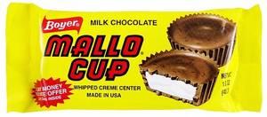 Bilde av Mallo Cup Milk Chocolate Boyer 42g