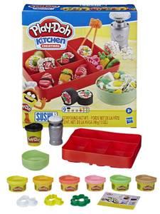 Bilde av Play-Doh Kitchen - Sushi Lekesett