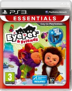 Bilde av EyePet & Friends (Essentials) (PS3)