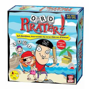 Bilde av Ord Pirater - Norsk Utgave