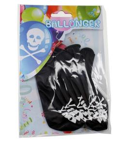 Bilde av Ballonger Pirat 8 Stk