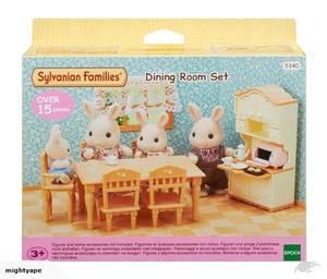 Bilde av Sylvanian Families Dining Room Set