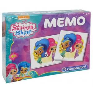 Bilde av Clementoni MEMO Shimmer Shine - Europeisk Utgave