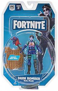 Bilde av Fortnite Dark Bomber Solo Mode Figur 10 cm