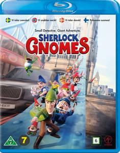 Bilde av Sherlock Gnomes (BLU-RAY)