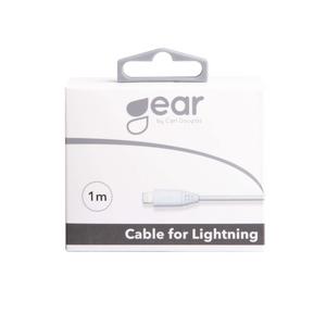 Bilde av GEAR Lightning 1m Hvit - Iphone
