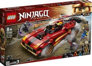 Bilde av Lego Ninjago Legacy X-1 Ninjabil71737