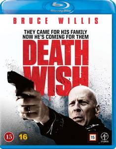 Bilde av Death Wish (BLU-RAY)