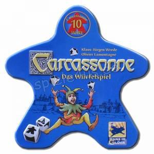Bilde av Enigma Carcassonne The Dice Game - Skandinavisk