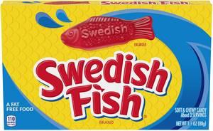 Bilde av Swedish Fish 88g