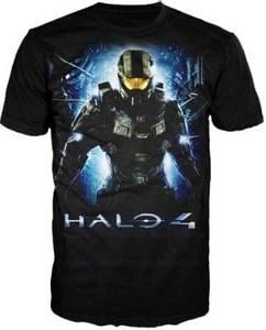 Bilde av T-Skjorte Halo 4 - The Return