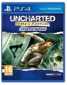 Bilde av Uncharted - Drake`s Fortune Remastered (PS4)