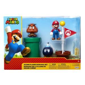 Bilde av Super Mario Acorn Plains Diorama Set