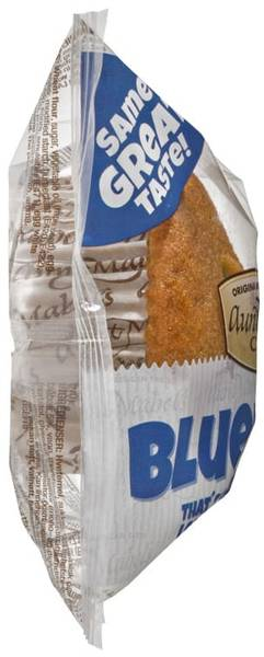 Muffins Blueberry Aunt Mabels 100g