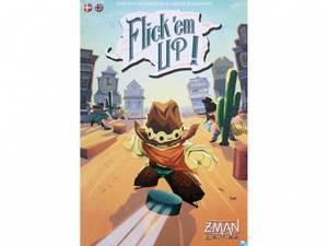 Bilde av Z-Man Games Flick`em Up! - Norsk, Dansk Utgave
